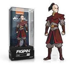 Picture of FigPin Avatar Zuko #618 Pin