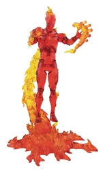 Picture of Human Torch Marvel Select Action Figure