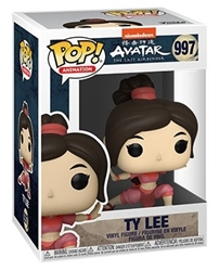 Picture of Pop Animation Avatar Ty Lee Vinyl Figure