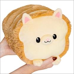 "Picture of Cat Loaf Mini Squishable 7"" Plush"