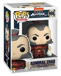 Picture of Pop Animation Avatar Admiral Zhao Vinyl Figure