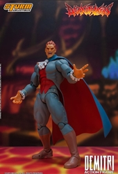 Picture of Darkstalkers Demitri Maximoff Storm Collectibles 1/12 Action Figure