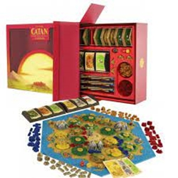 Picture of Catan Board Game 3D Edition