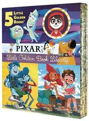 Picture of Disney Pixar 5 Little Golden Book Slipcase
