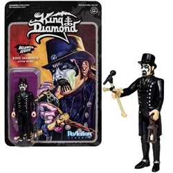 Picture of ReAction King Diamond Top Hat Figure