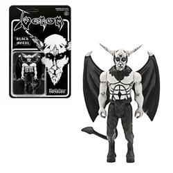 Picture of ReAction Venom Black Metal Action Figure