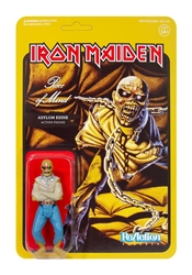 Picture of ReAction Iron Maiden Piece of Mind Action Figure