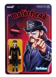 Picture of ReAction Motorhead Lemmy Modern Cowboy Action Figure