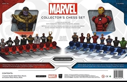 Picture of Chess Marvel Collector's Edition Board Game