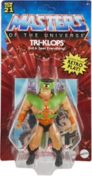 Picture of Masters of the Universe Tri-Klops Figure
