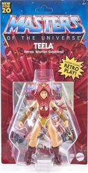 Picture of Masters of the Universe Teela Figure