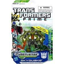 Picture of Transformers Prime Cyberverse Skyquake