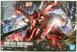 Picture of MSN-04II Nightingale HG 1/144 Model Kit