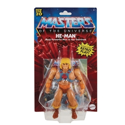 Picture of Masters of the Universe He-Man Origins Figure