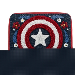 Picture of Marvel Captain America 80th Anniversary Wallet