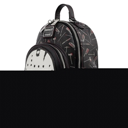 Picture of Friday the 13th Jason Mask Mini Backpack