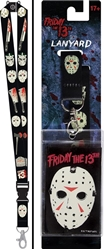 Picture of Friday the 13th Lanyard