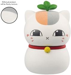 Picture of Natsume Yujin-Cho Fluffy Puffy Tripple Nyanko Sensei 3 Figure